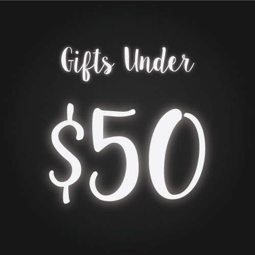 Shop Gifts $50 and Under
