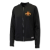 UA® Women's I-State Bomber Jacket (Black)
