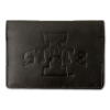 *Black Leather ID Wallet WAS $12.99