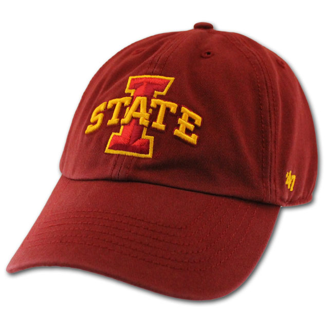 Image For I-State Fitted Cap (Large)