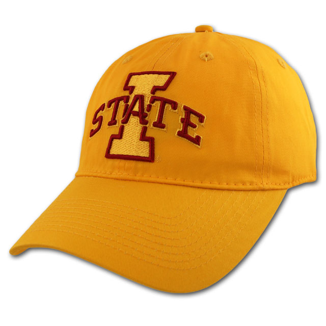 Image For Cy's Deals Gold I-State Cap