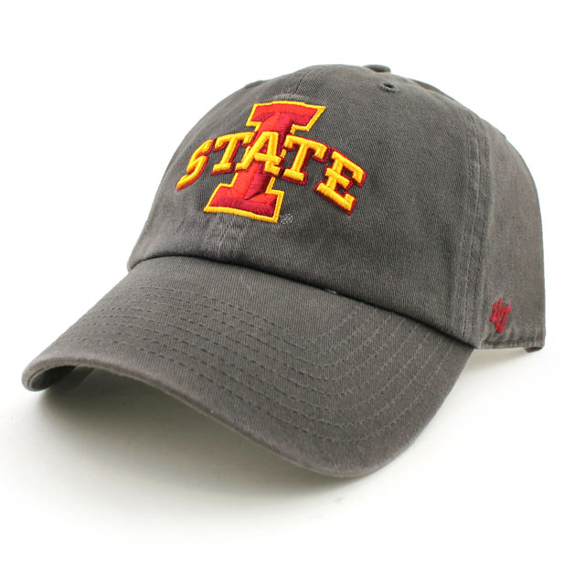 Image For I-State Cap (Gray)