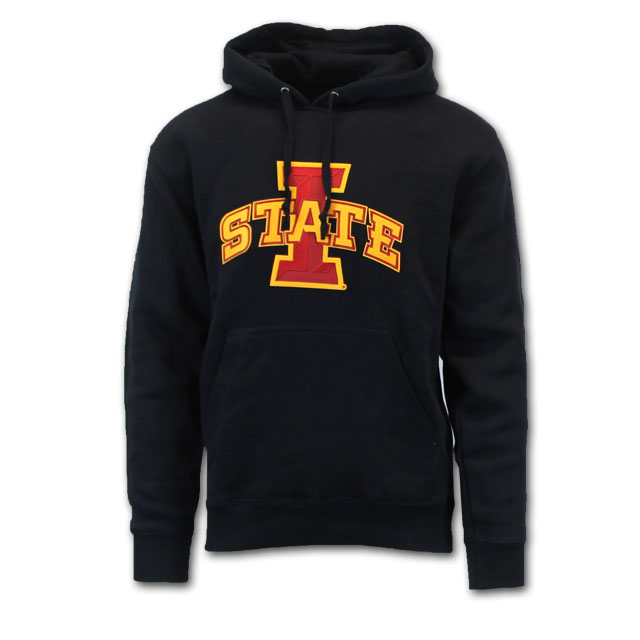 Image For Hooded I-State Sweatshirt