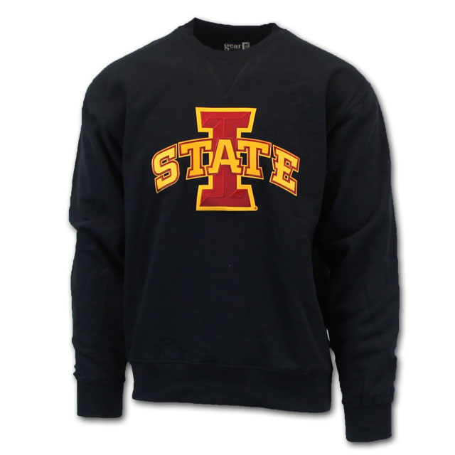 Image For Crew Neck I-State Sweatshirt