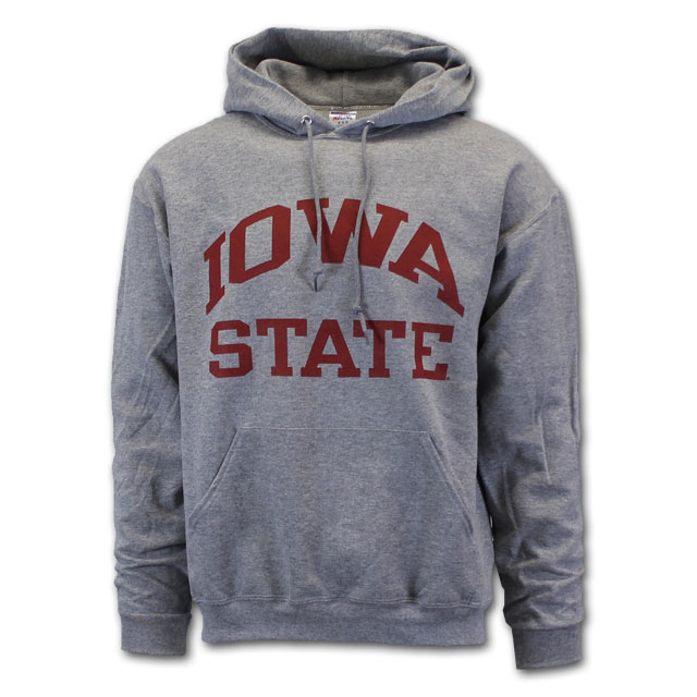 Image For Cy's Deals Iowa State Hooded Sweatshirt (Oxford)