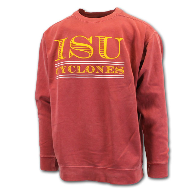 Image For Comfort Colors® ISU Crew Neck Sweatshirt