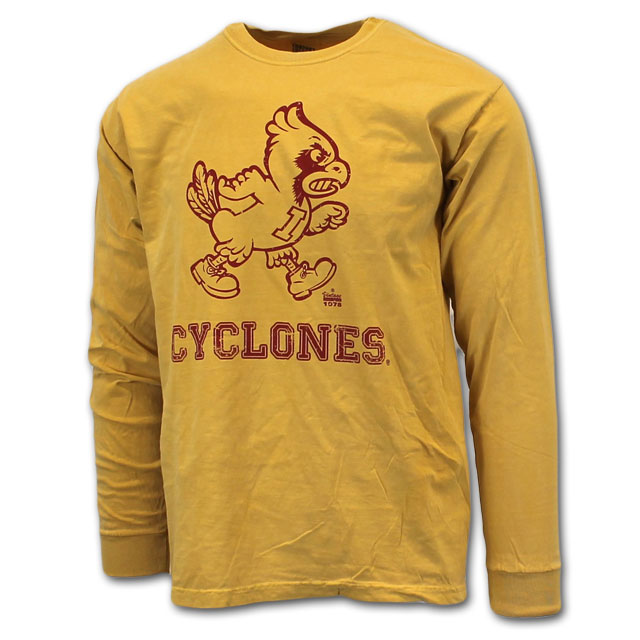 Image For Comfort Colors® Walking Cy Long Sleeve Shirt