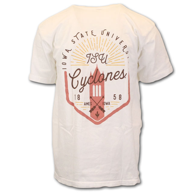 Image For *Comfort Colors® Campanile V-Neck T-Shirt <i>WAS $28.00</i>