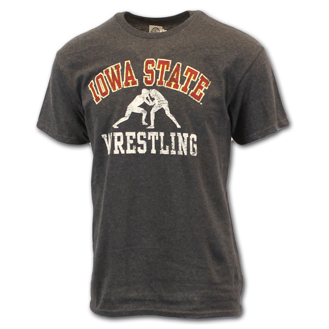 Image For Iowa State Sports T-Shirt (Wrestling)* <i>WAS $18.00</i>