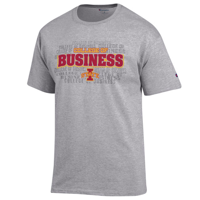 Image For Champion® College of Business T-Shirt* <i>WAS $18.00</i>