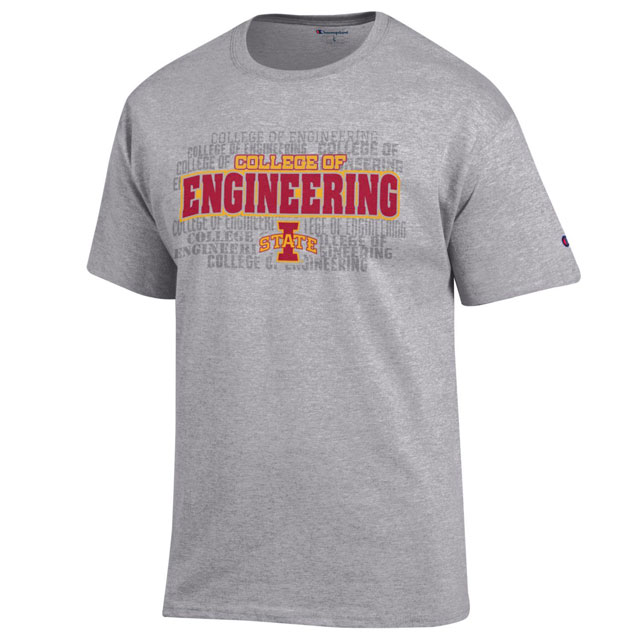 Image For Champion® College of Engineering T-Shirt