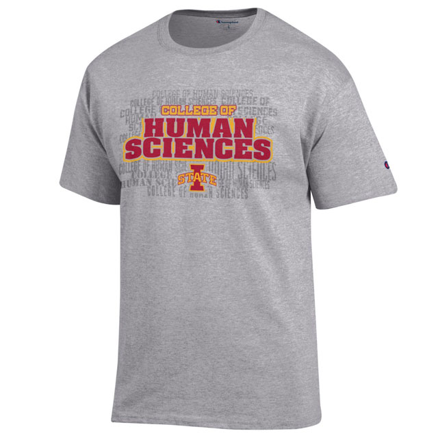 Image For Champion® College of Human Sciences Shirt* <i>WAS $18.00</i>