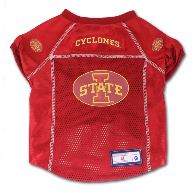 Image For I-State Pet Jersey (Small)