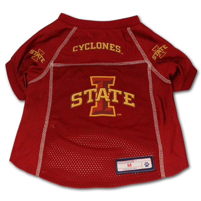 Image For I-State Pet Jersey (X-Small)