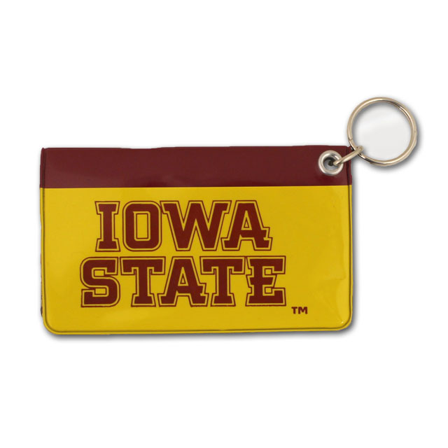 Image For Iowa State Vinyl ID Case