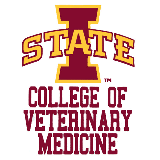 Cover Image For I-State College of Veterinary Medicine Decal