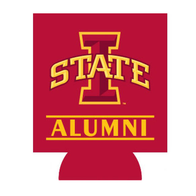 Image For I-State Can Koozie (Alumni)