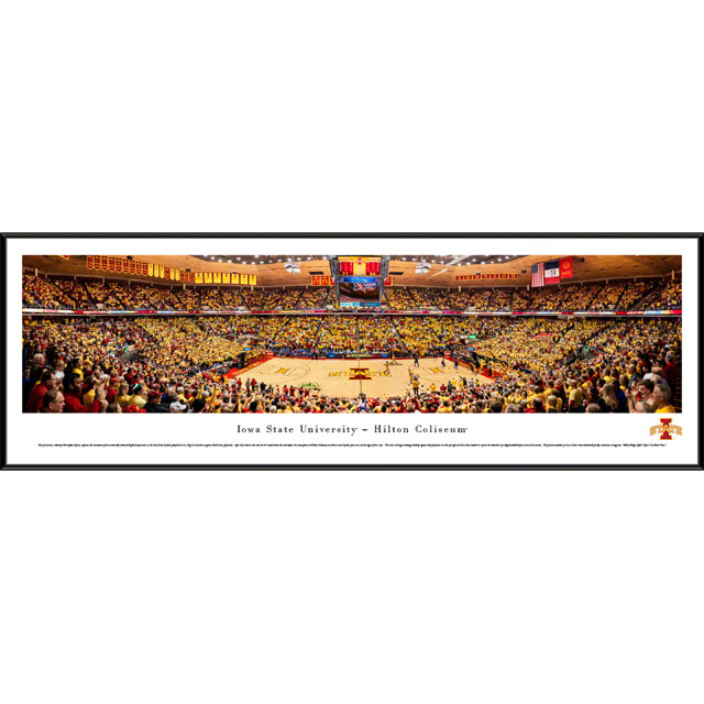 Image For Hilton Magic Panorama Print (Standard Frame)