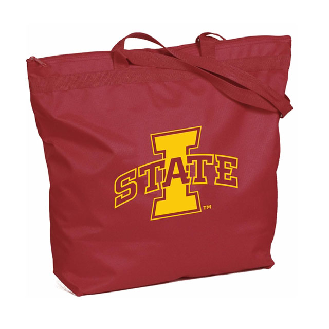 Image For I-State Zipper Tote