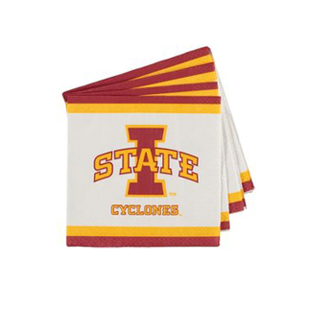 Image For I-State Small Napkins