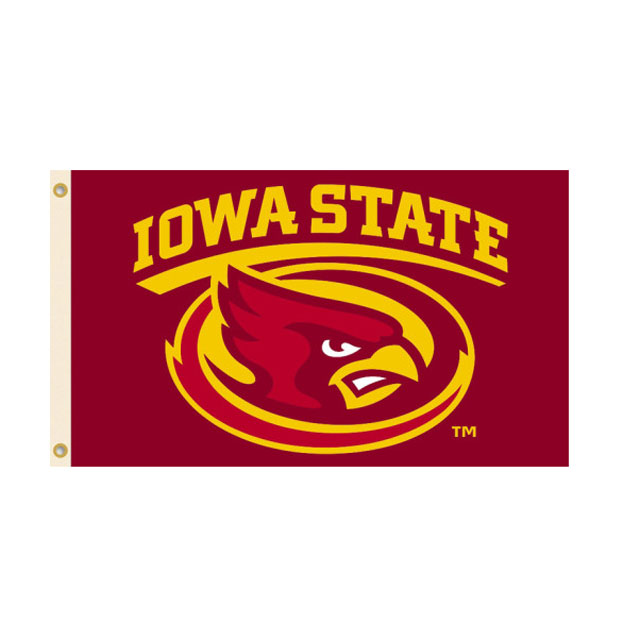 Image For Iowa State Cyclones 2-Sided 3'x5' Flag
