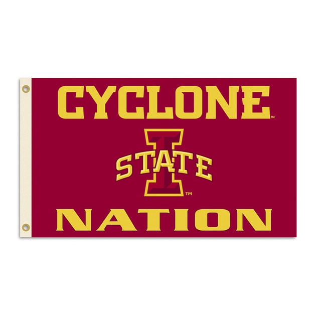 Image For Cyclone Nation Flag