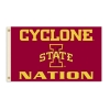 Cyclone Nation Flag Image