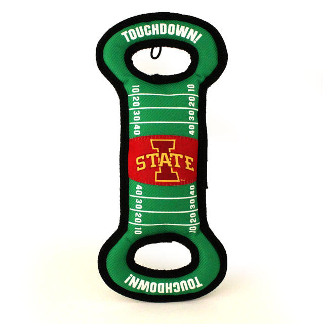 Image For Iowa State Field Tug Toy