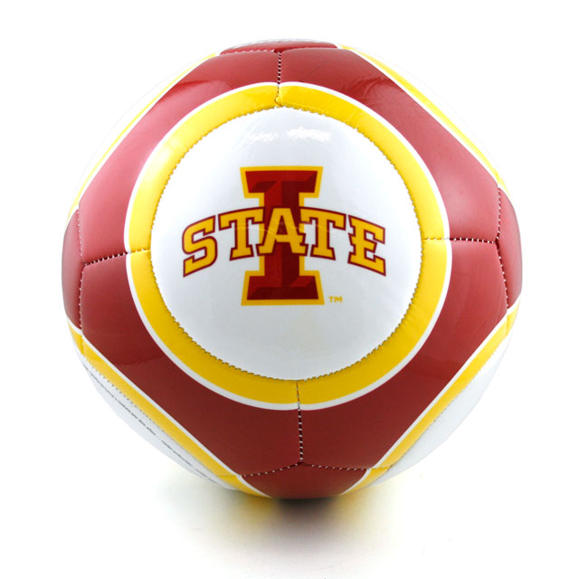 Image For I-State Soccer Ball