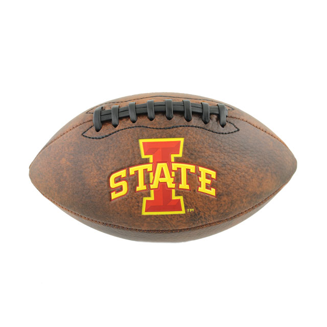 Image For Vintage I-State Mini Football