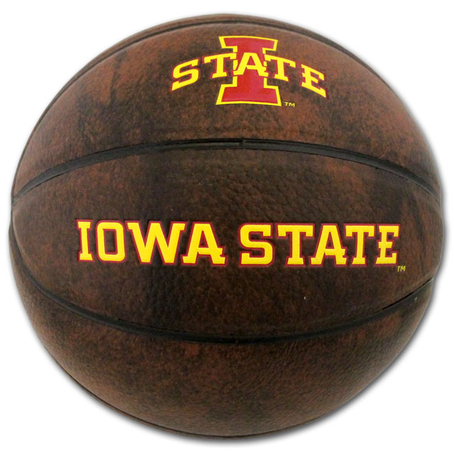 Image For Mini Vintage I-State Basketball
