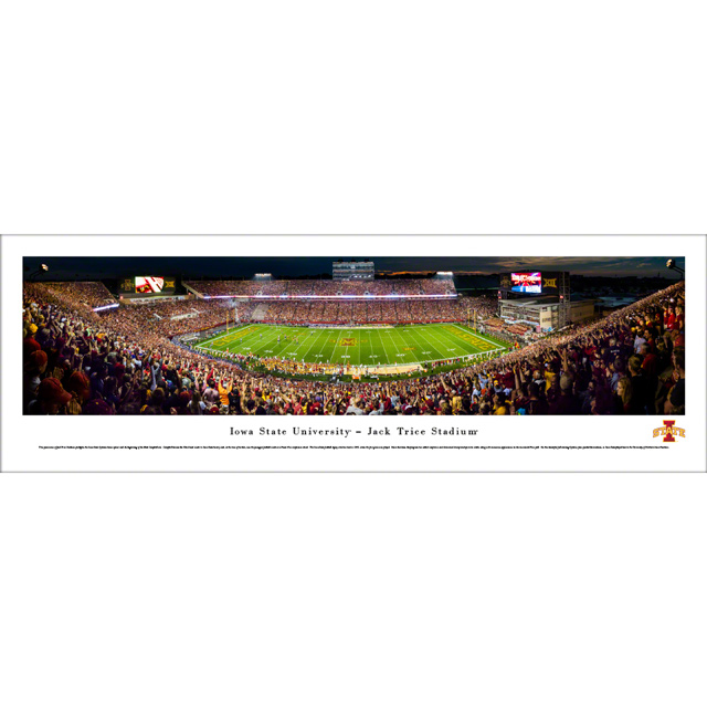Image For Jack Trice Stadium Panorama Print
