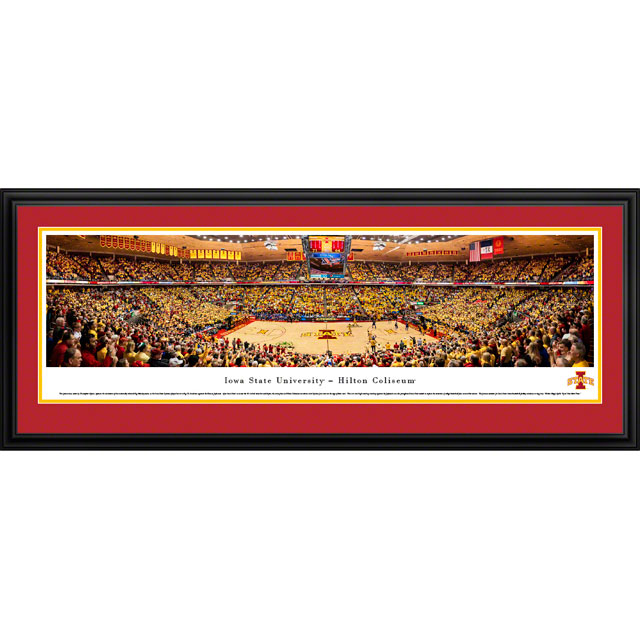 Image For Hilton Magic Panorama Print (Deluxe Frame)