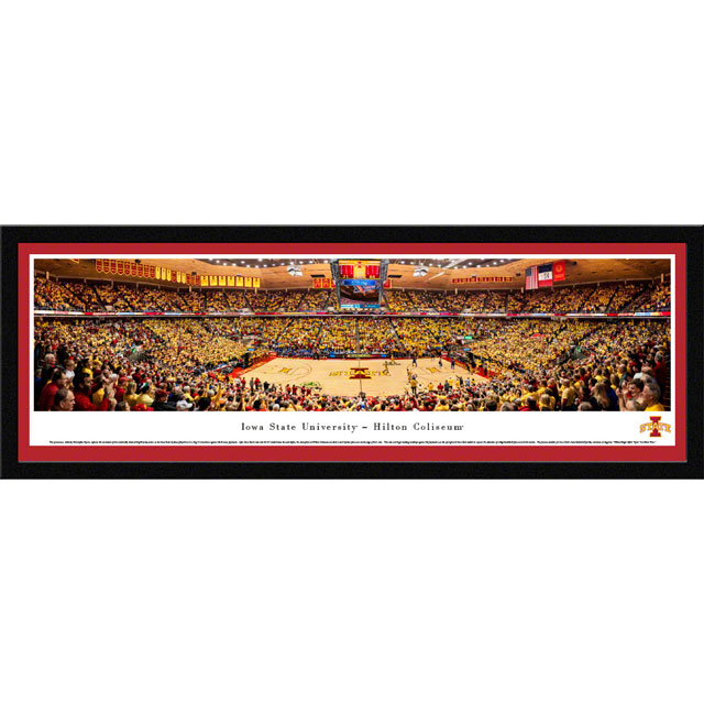 Image For Hilton Magic Panorama Print (Select Frame)