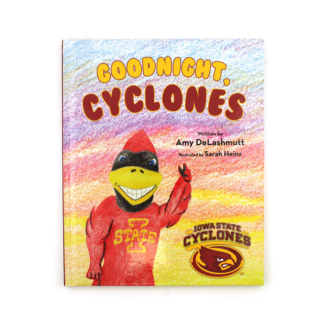 Image For Goodnight, Cyclones by Amy DeLashmutt