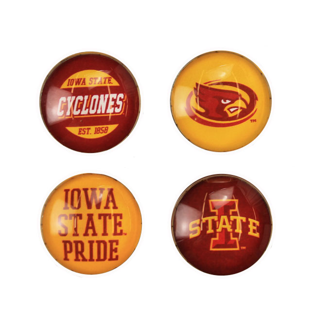 Image For Iowa State Fridge Magnets