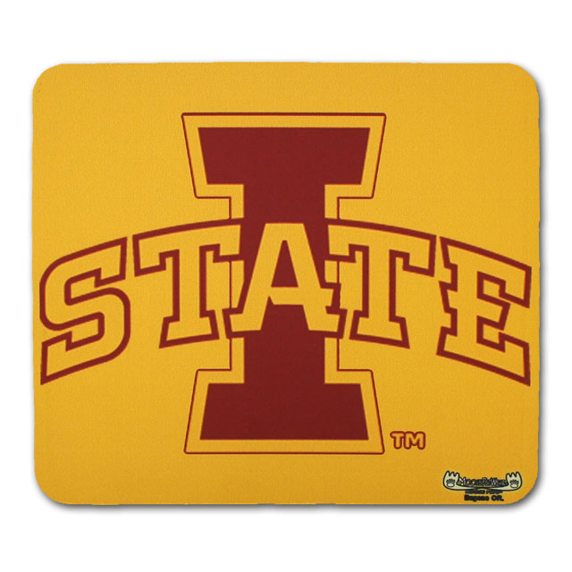 Image For Mouse Pad (I-State Gold)