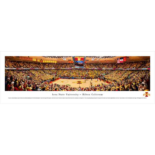 Image For Hilton Magic Panorama Print