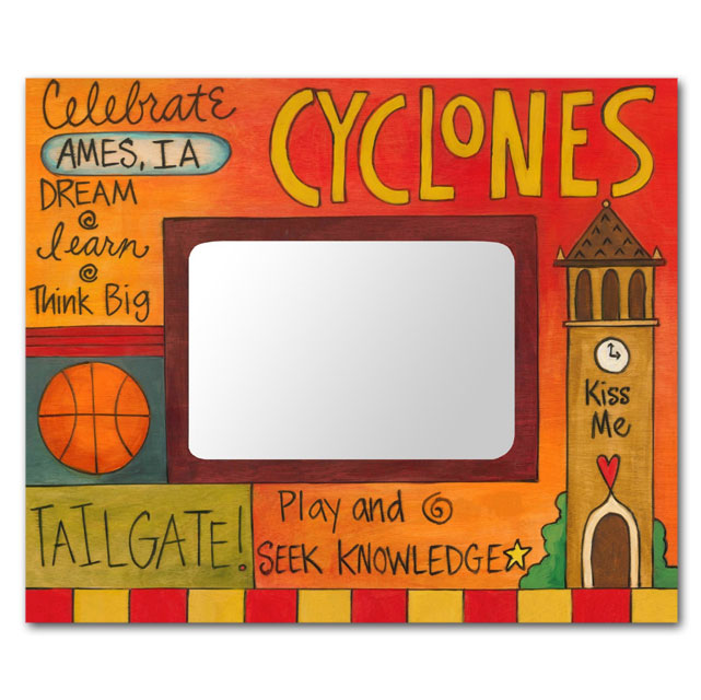 Image For Sincerely, Sticks® Celebrate Cyclones Frame