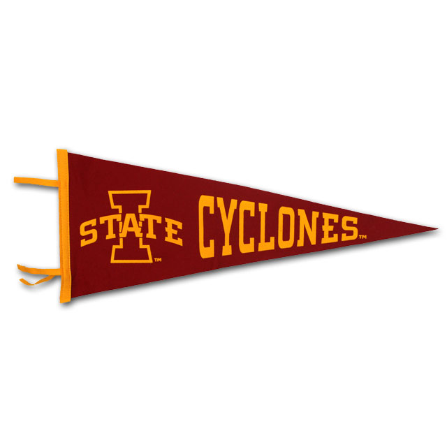 Image For Large I-State Pennant