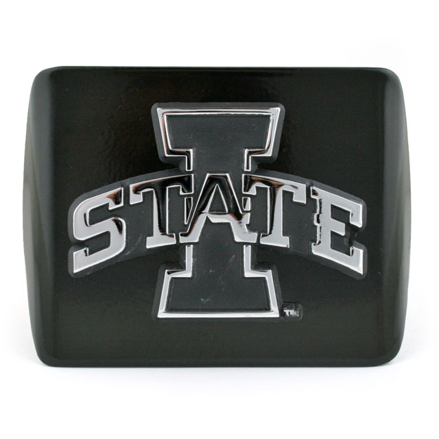 Image For Metal Hitch Cover (Black)