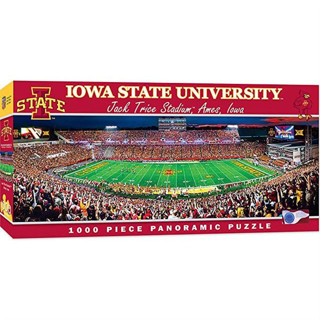 Image For Iowa State Jack Trice Stadium 1000 Piece Puzzle