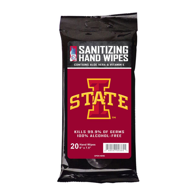 Image For I-State Sanitizing Hand Wipes