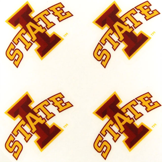 Image For I-State Tattoo 4-Pack