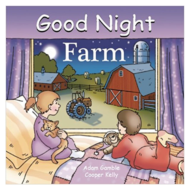 Image For Good Night Farm by Adam Gamble, Cooper Kelly