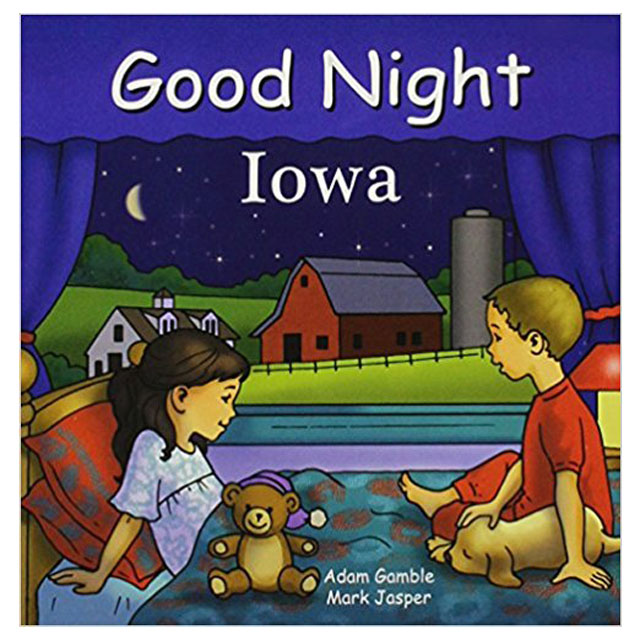 Cover Image For Good Night Iowa