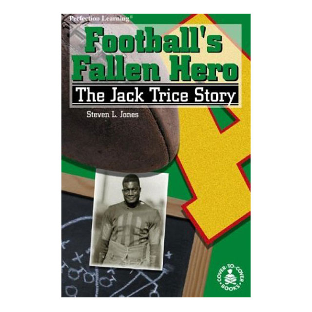 Image For Football's Fallen Hero by Steven L. Jones