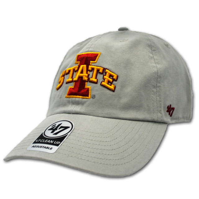 Image For 47' Brand Grey I-State Cap