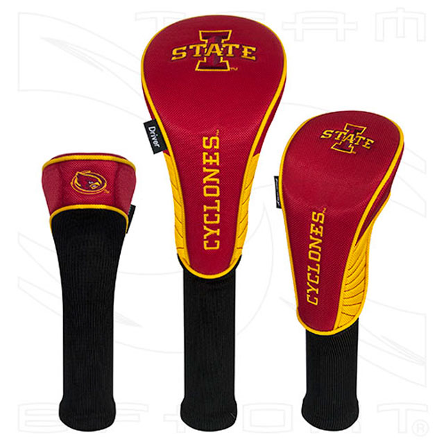 Image For Set Of Three I-State Headcovers