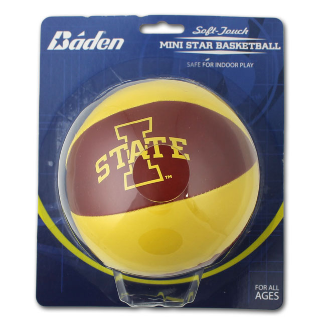 Image For Soft Touch Mini Star Basketball